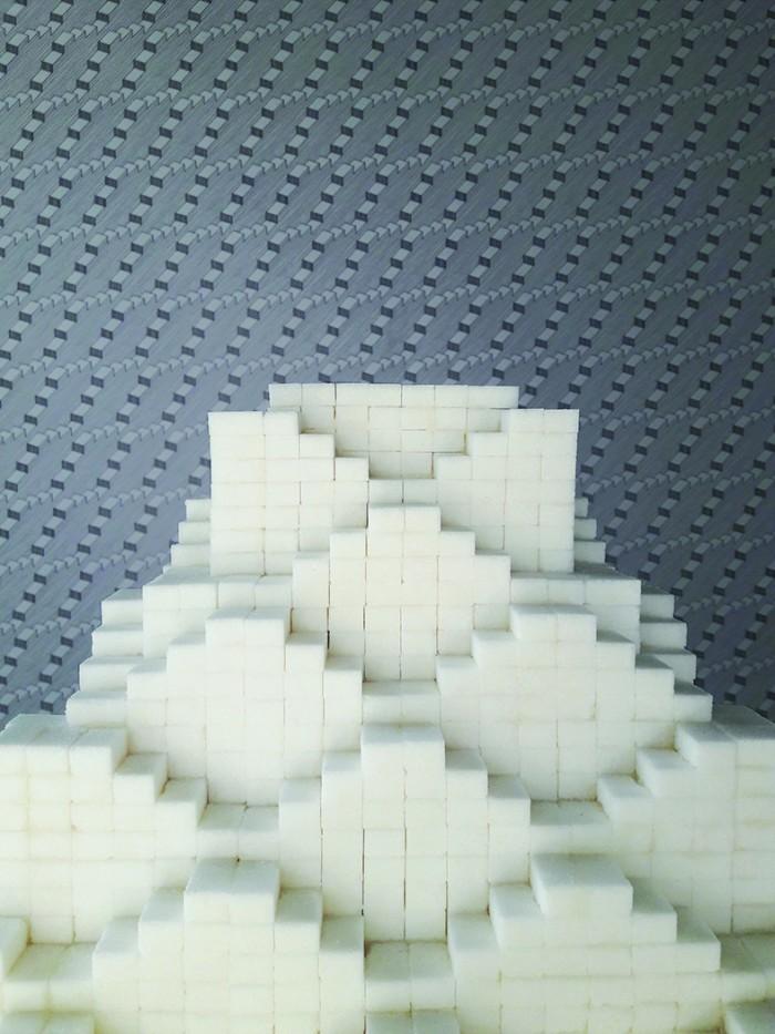 Sweet pyramid