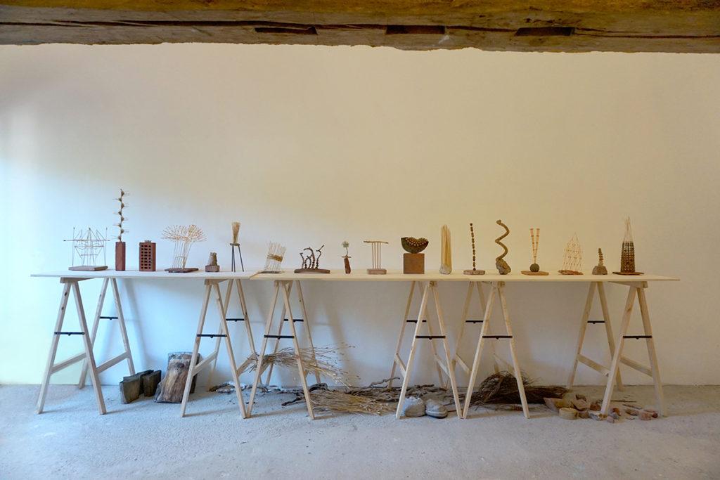 Emilie Losch, Le jardin aux sentiers qui bifurquent_Sentier 1